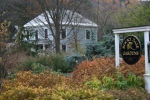 Rockydale Gardens, Bristol, Vermont