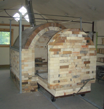 2008 Gas Fired Car Kiln